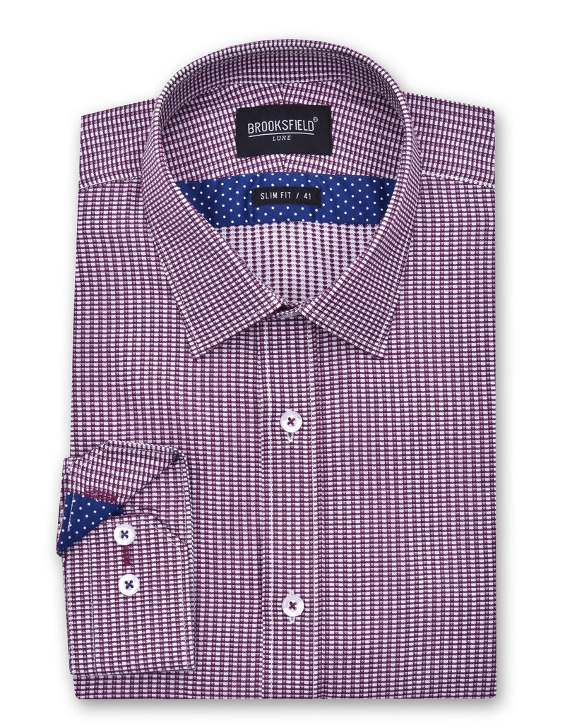 Brooksfield Luxe Shirt
