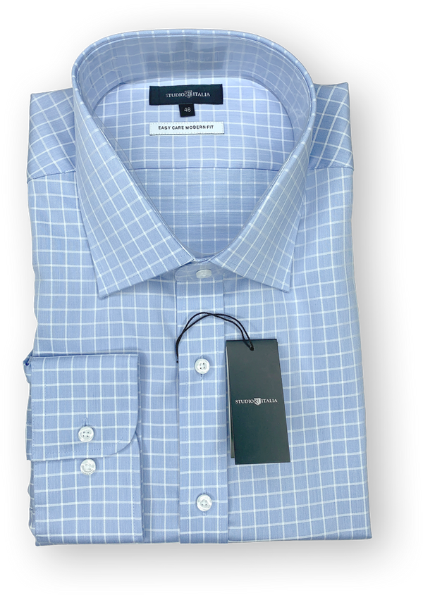 Conran Shirt in Blue