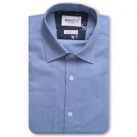 All Over Three Colour Dobby Career Shirt