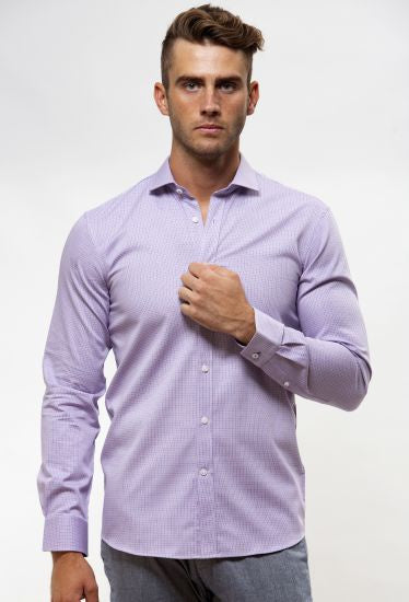 Luxe Three Tone Business Shirt