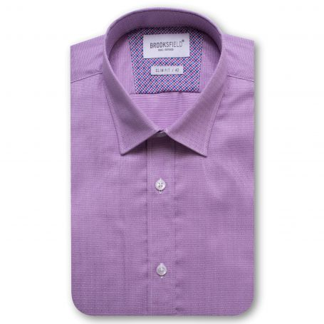 Brooksfield Career 1412 Dobby Shirt