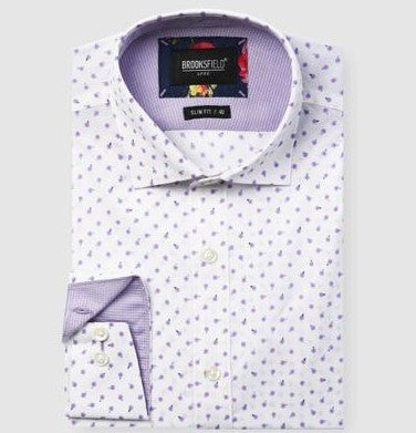 Brooksfield Luxe Floweer Print Shirt