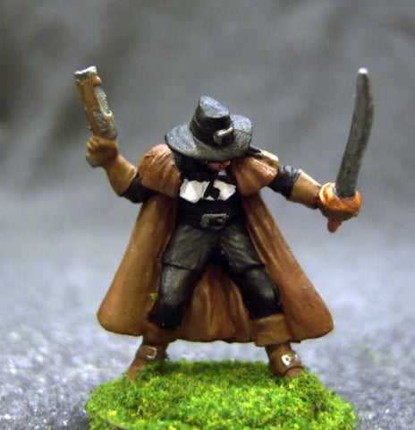 Abel, Puritan Witch Hunter