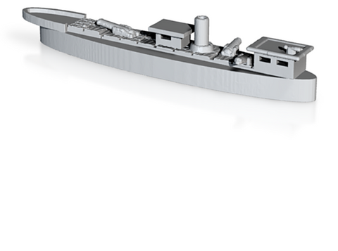 USS EA Stevens (Price for PAINTED Model- Unpainted Available on Shapeways)