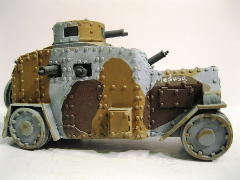 "E-V/4 ""Ehrhardt"" Armored Car"