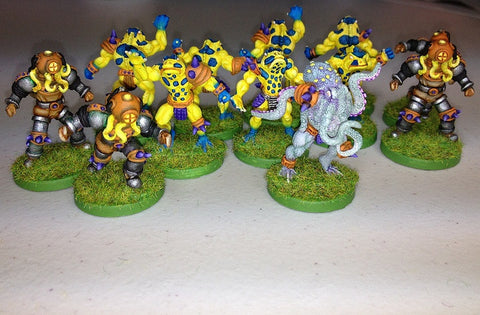 Gorton's Fishmen Team Pack