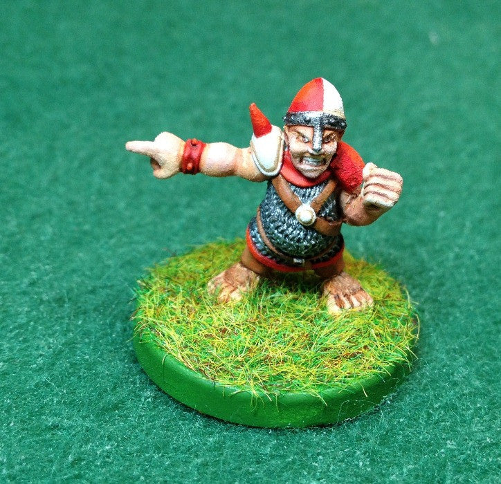 Willy's Conquerors: Halfling 3