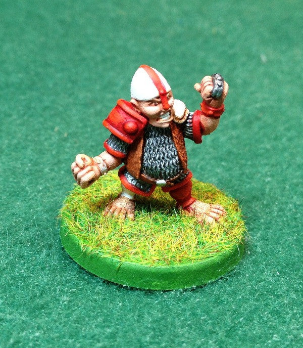 Willy's Conquerors: Halfling 4