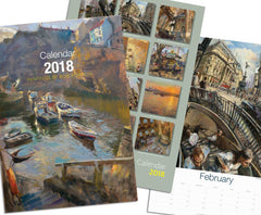 Rob Pointon Calendar 2018