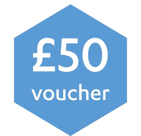 £50 ASKINOLOGY Gift Voucher