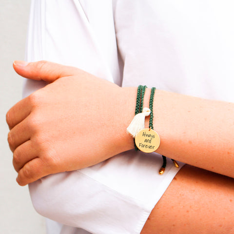 Pulsera Personalizable Dream Chic Marengo Oro