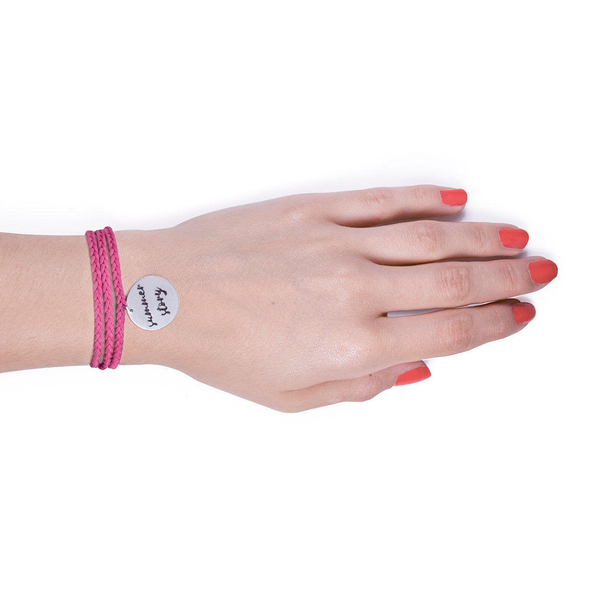 Pulsera Dream Fucsia