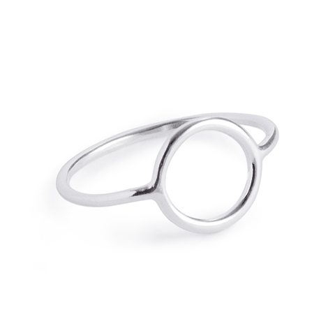 Anillo Sticks Plata