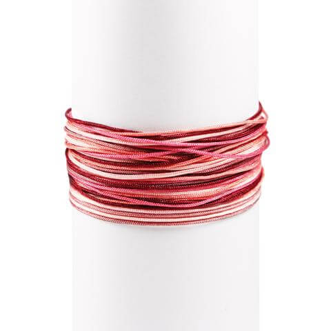 Pack 3 Pulseras Red Fruits Plata