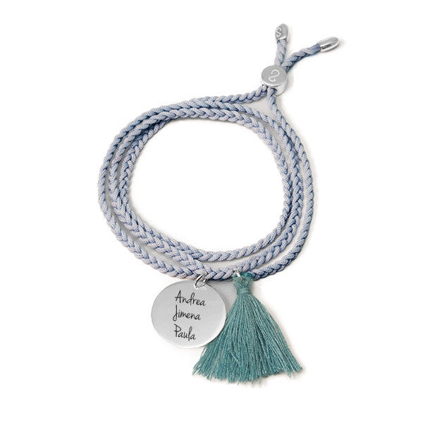 Pulsera Dream Chic Blue - singularu