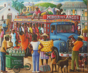 Haitian Art Collection