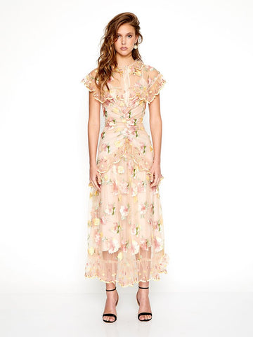 FLOATING DELICATELY DRESS