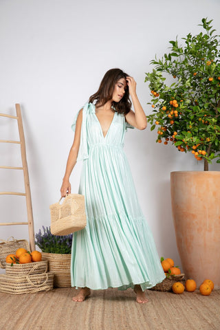 Fanya Long Dress
