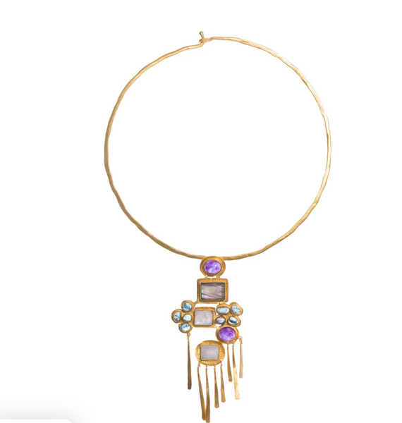 NEFERTITI (NECKLACE)