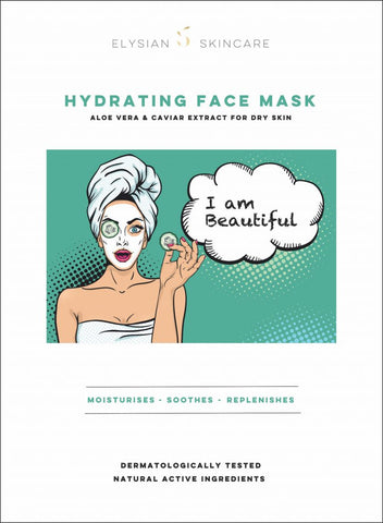 Hydrating Mask for Dry Skin