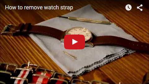How to change your watch strap [VIDEO]