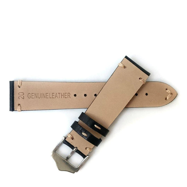 THE KENSINGTON BLACK - The Sydney Strap Co.