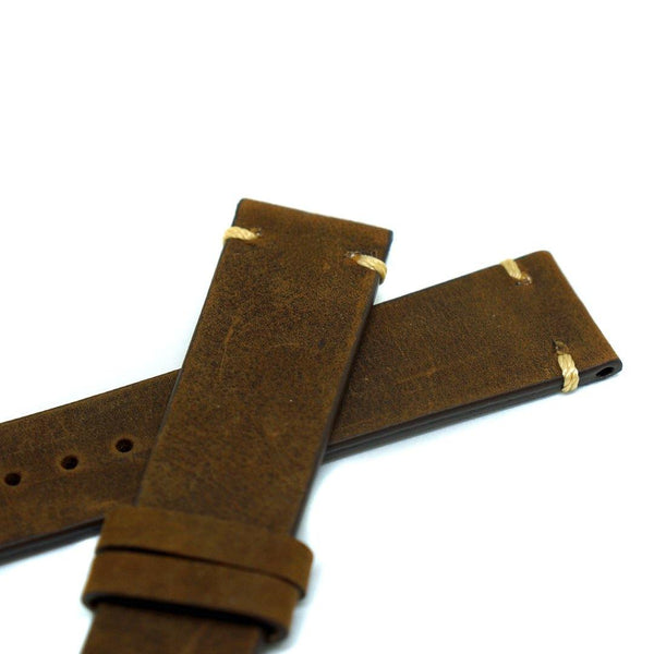 THE KENSINGTON BROWN - The Sydney Strap Co.