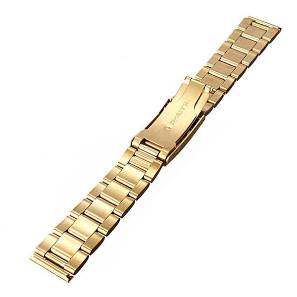 GOLD SOLID STEEL BRACELET