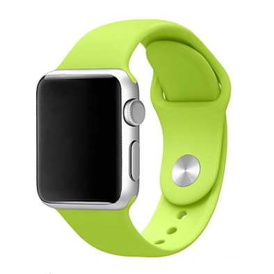 Apple Silicone Bands