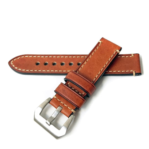 ITALIAN LIGHT BROWN LEATHER