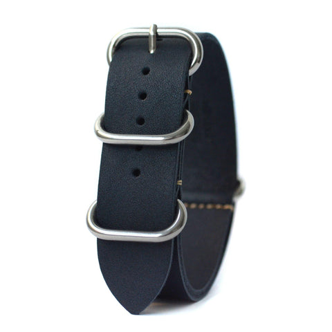 LUX LEATHER NAVY ZULU