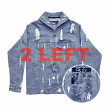 KAZE DENIM JACKET