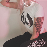 69GANG CROP TEE - MJN ORIGINALS