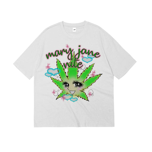 MJN GANG OVERSIZED TEE - MJN ORIGINALS