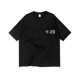4:20 REFLECTIVE TEE - MJN ORIGINALS