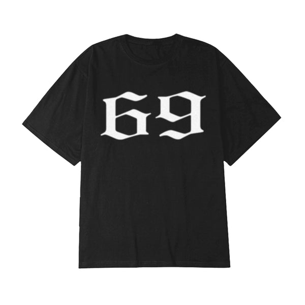 69 OVERSIZED TEE  - MJN ORIGINALS
