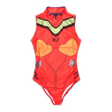 ASUKA LANGLEY - NO.02 SWIM SUIT RED