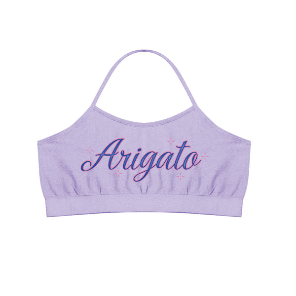 ARIGATO (THANK YOU) BRALETTE - MJN ORIGINALS