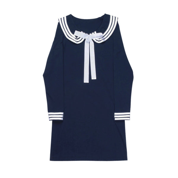 SAILOR BOWTIE UNIFORM NAVY BLUE
