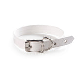 CLASSIC LEATHER BELT CHOKER (CLICK FOR 3 COLORS)