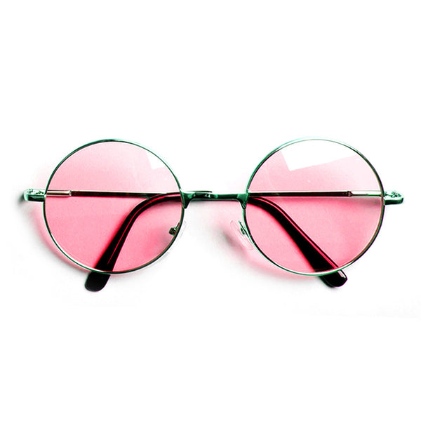 ROUND SUN GLASSES (CLICK FOR MORE COLORS)