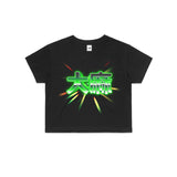 WEED CROP TEE - MJN ORIGINALS
