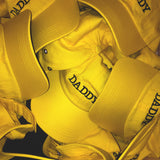 DADDY HAT YELLOW - MJN ORIGINALS
