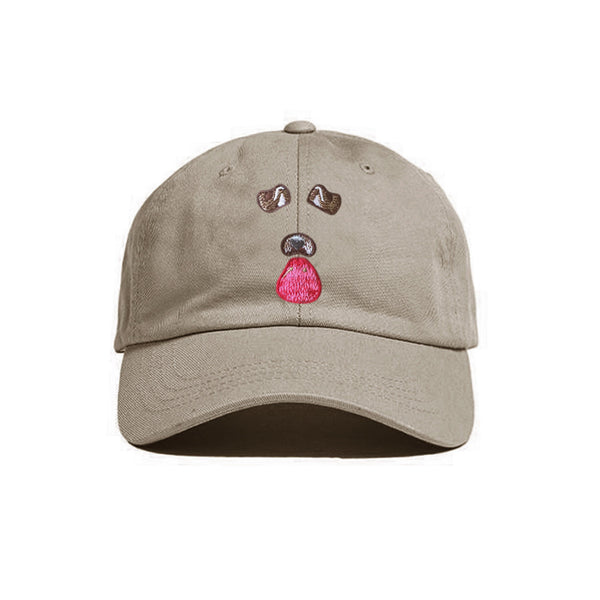 DOG FILTER HAT BEIGE