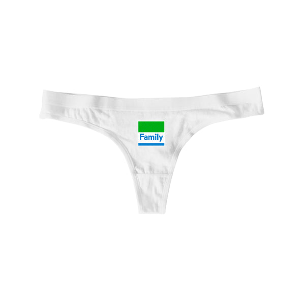 FAMILY THONG - MJN