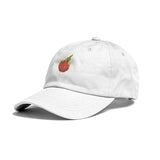 DRAGON FRUIT HAT WHITE - MJN ORIGINALS