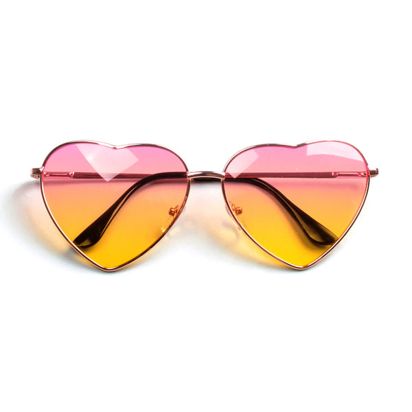 HEART SUNGLASSES (CLICK FOR MORE COLORS)