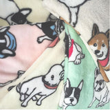 CHIHUAHUA FLEECE BLANKET