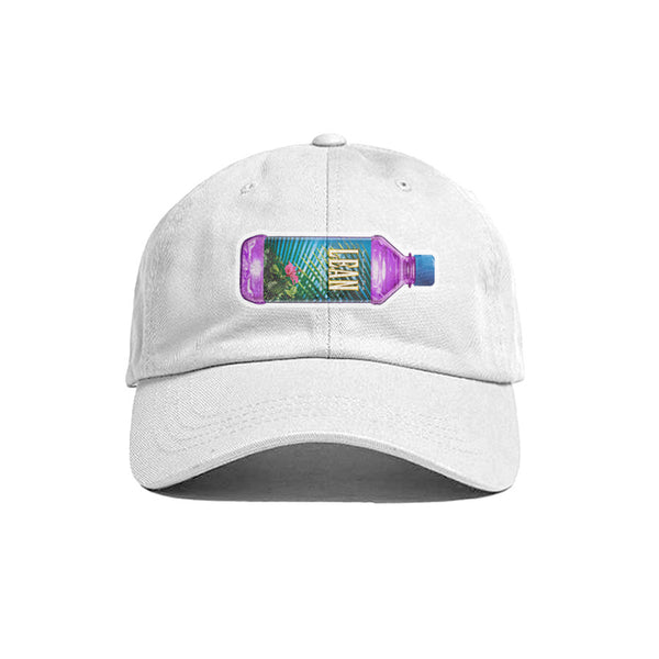 LEAN WATER HAT WHITE - MJN ORIGINALS