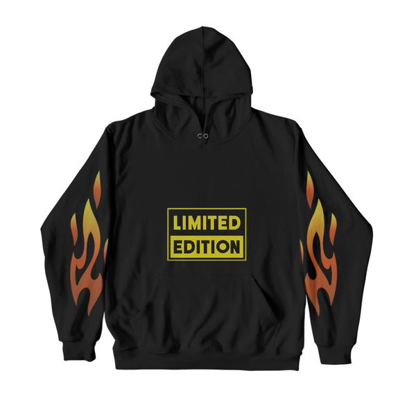 LIMITED EDITION HOODIE BLACK - MJN ORIGINALS
